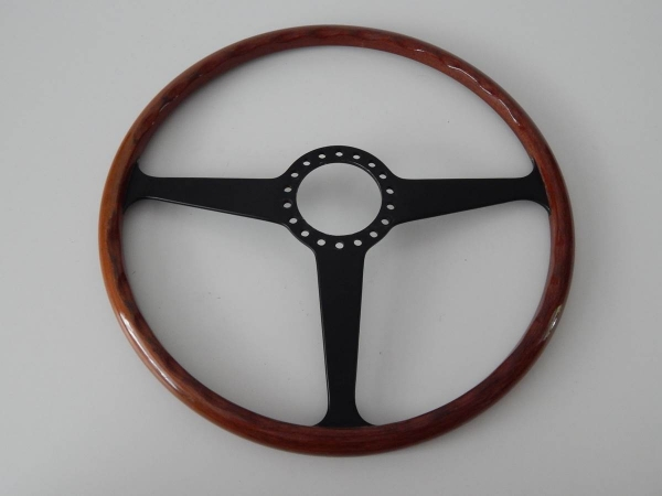 Ferrari 166 212 MOMO Wooden Steering Wheel