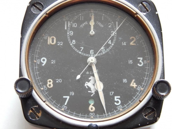 Ferrari 1950s Smiths Rally Clock