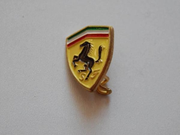 Ferrari 1960s Lapel Pin