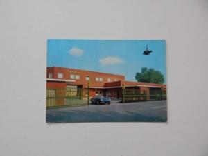Ferrari 1960s Postcard