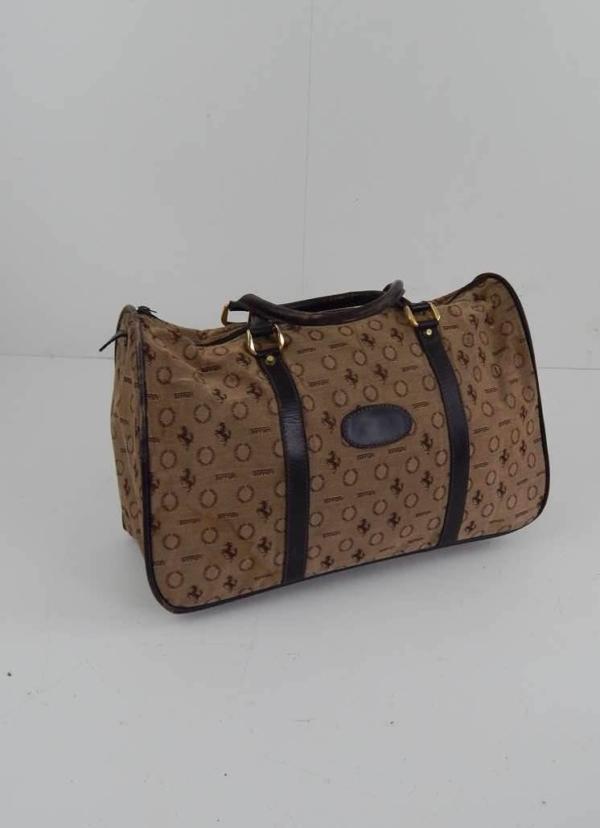 Ferrari 1970's Holdall Bag Luggage Piece