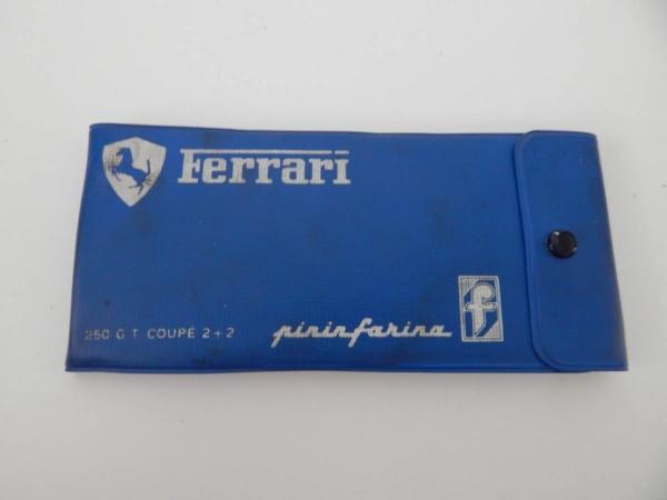 Ferrari 250 GT Coupe 2+2 (GTE) Paint Sample Swatch