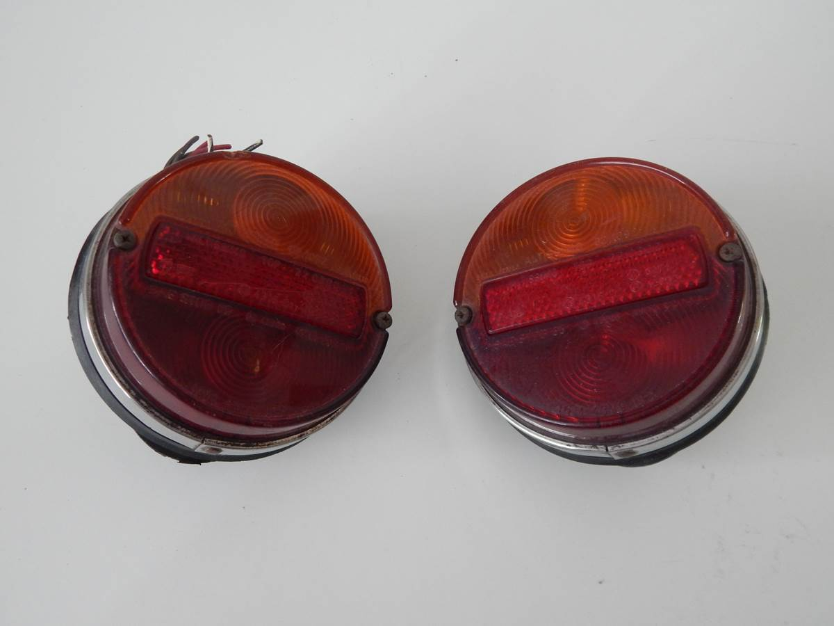 Ferrari 275 Rear Lights