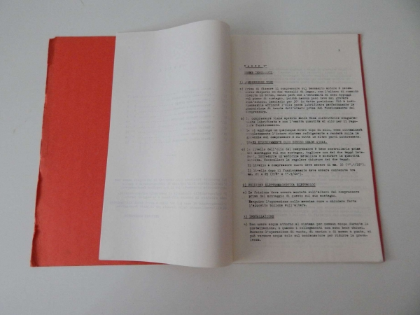 Ferrari 330 Air-Conditioning Supplement Manual