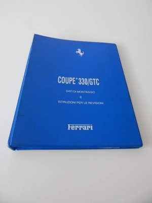 Ferrari 330 GTC Revision Manual