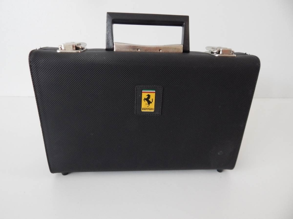 Ferrari 365 400 512 Briefcase Tool Kit Case