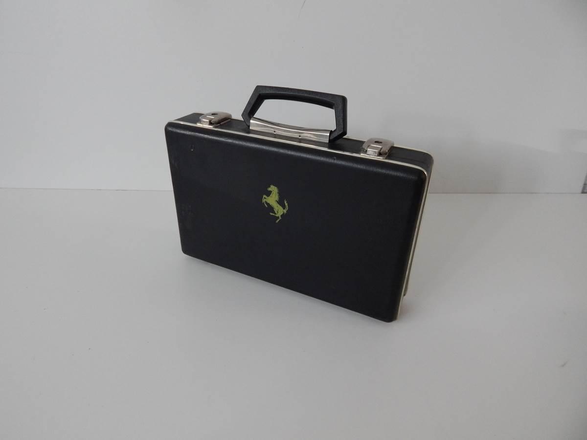 Ferrari 365 400 512 Briefcase Tool Kit Case