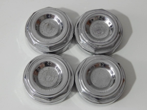 Ferrari 365 512 Testarossa 42mm Borrani Octagonal Wheel Nut Set x 4