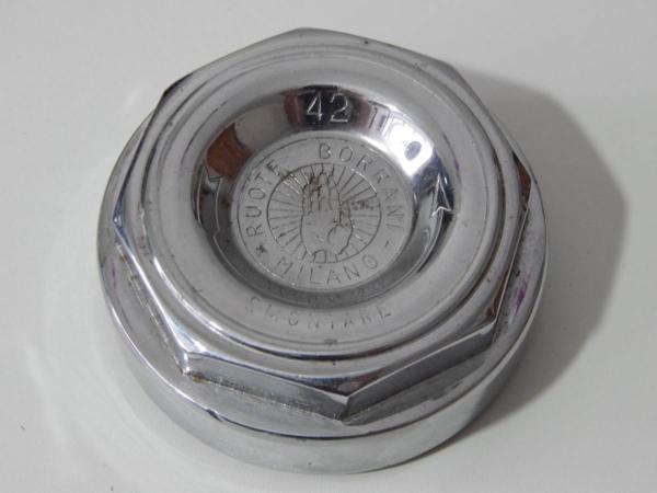 Ferrari 365 512 Testarossa 42mm Borrani Octagonal Wheel Nut Set x 4