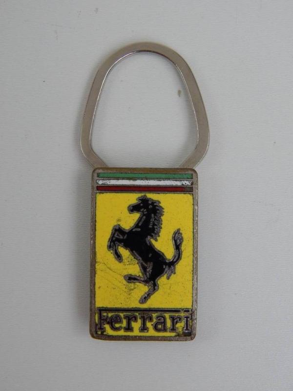 A.E. Lorioli Ferrari Key Fob