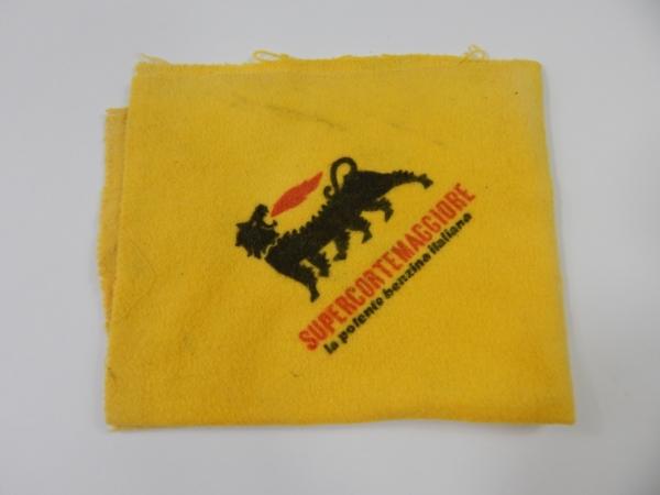 AGIP Ferrari Tach Cloth Duster