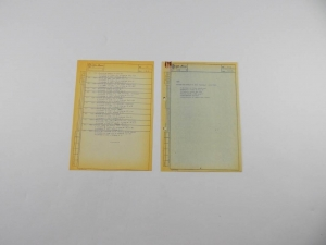 Alfa Romeo Internal Blueprint Documents