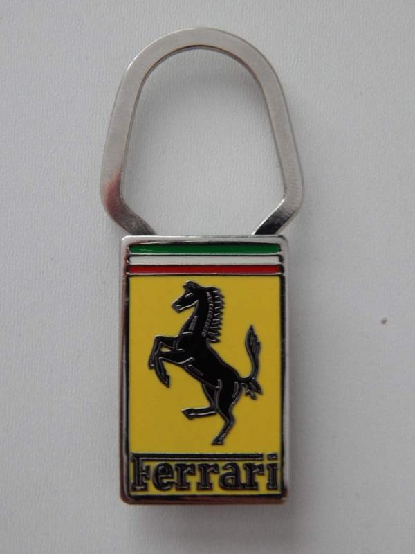 Ferrari Bomisa Milano 1960s Keyring
