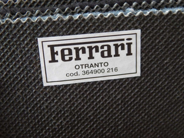 1980/90s Ferrari Carpet Sample