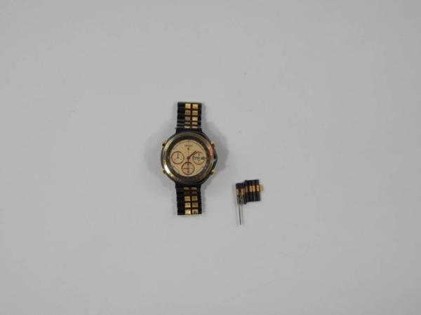 Cartier Mens Chronograph Watch