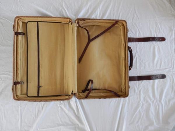 Ferrari 1970/80s Cavallino Luggage Case