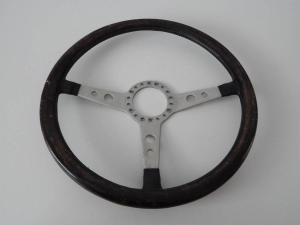 Ferrari 365 GTB/4 Daytona MOMO Leather Steering Wheel