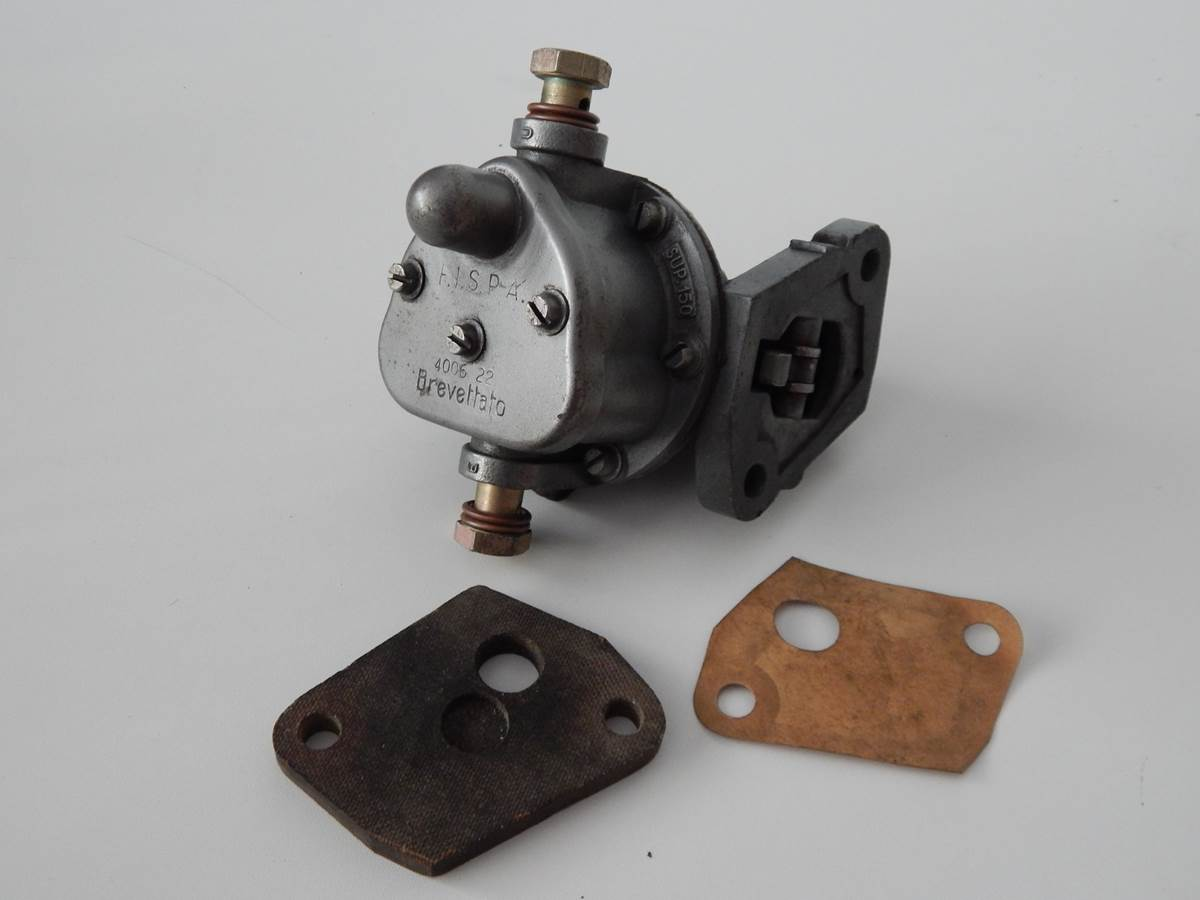 Ferrari 250 Early Fispa Fuel Pump
