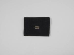 Ferrari 1950s Leather Wallet Pouch