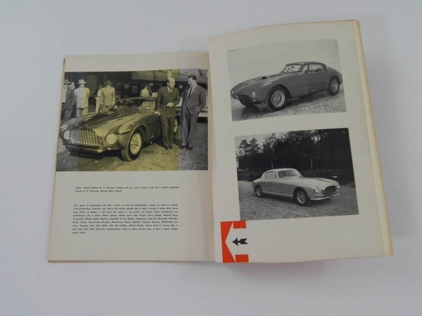 Ferrari 1953 Yearbook Annuario