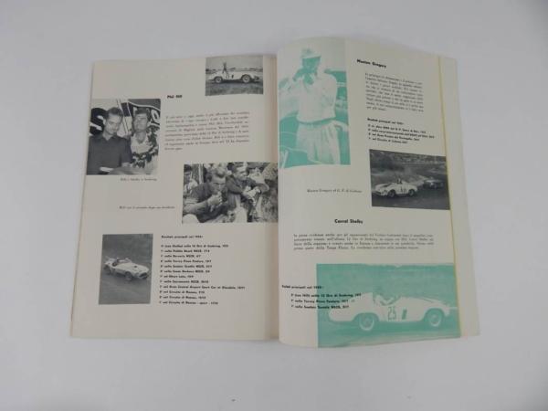 Ferrari 1955 Yearbook Annuario