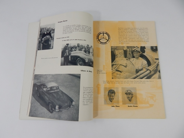 Ferrari 1955 Yearbook Annuario