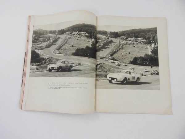 Ferrari 1959 Yearbook Annuario