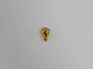 Ferrari 1960s OMEA Milano Lapel Pin