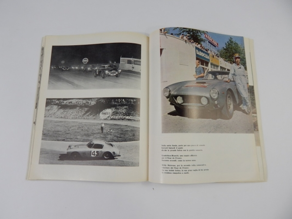 Ferrari 1961 Yearbook Annuario