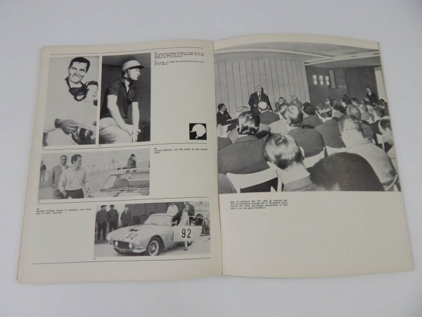 Ferrari 1962 Yearbook Annuario