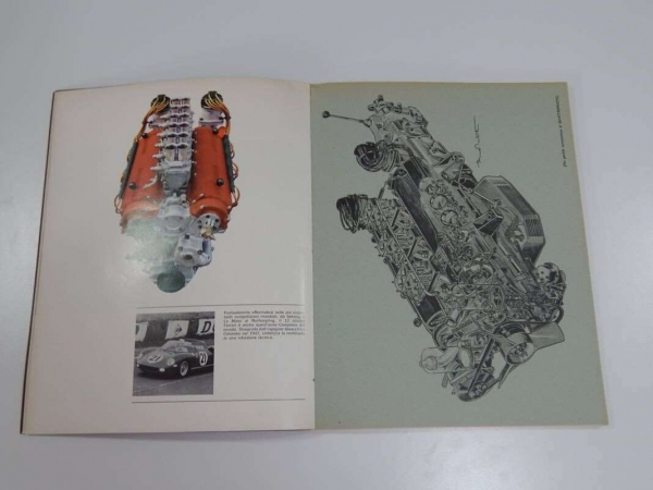 Ferrari 1963 Yearbook Annuario