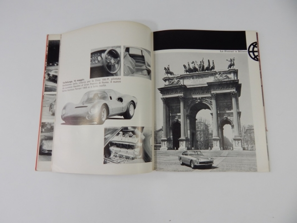 Ferrari 1965 Yearbook Annuario