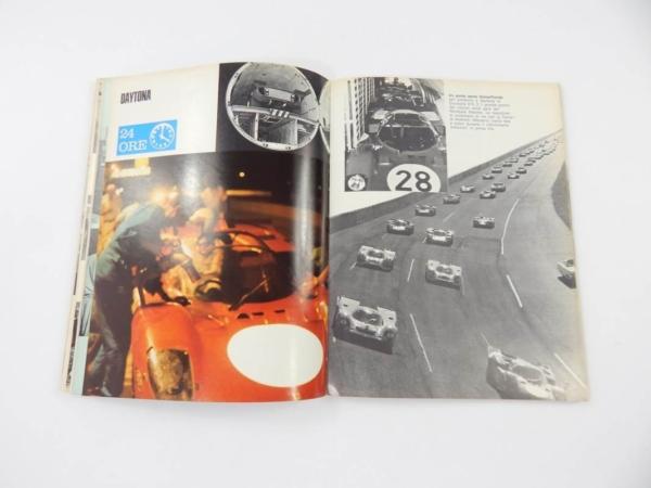 Ferrari 1968/9/70 Yearbook Annuario