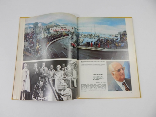 Ferrari 1975 Yearbook Annuario
