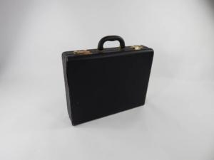 Ferrari 1980s Schedoni Leather Briefcase