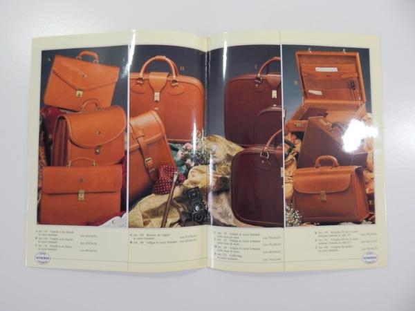 Original Ferrari Schedoni Luggage Sales Brochure Pamphlet 308 328 Dino Daytona