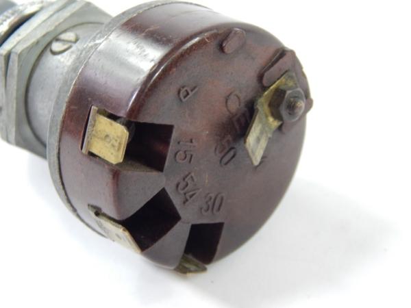Ferrari 250 CEAM Torino Ignition Switch with Key