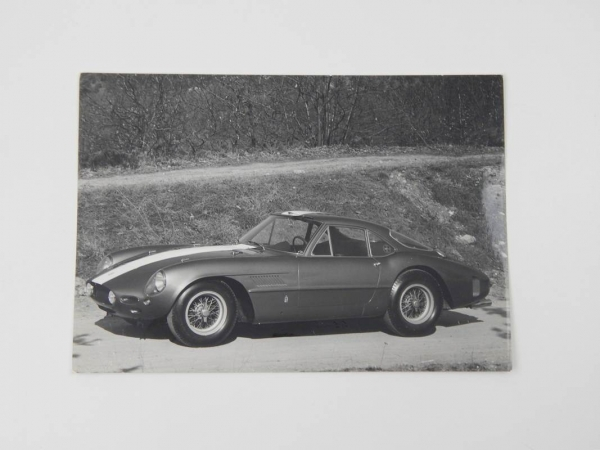 Ferrari 250 GT Berlinetta Speciale Press Photograph