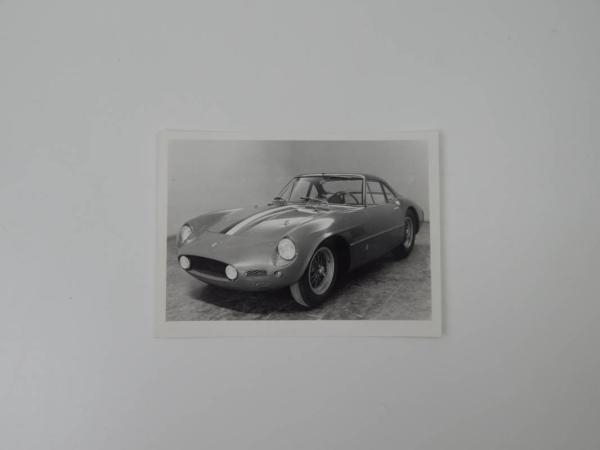Ferrari 250 GT Le Mans Press Photograph