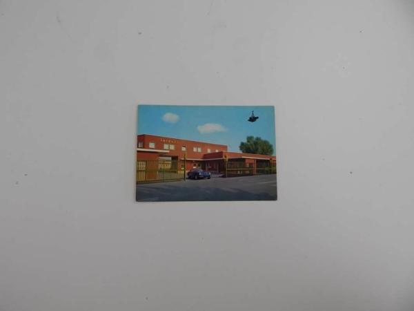 Ferrari 275 Postcard