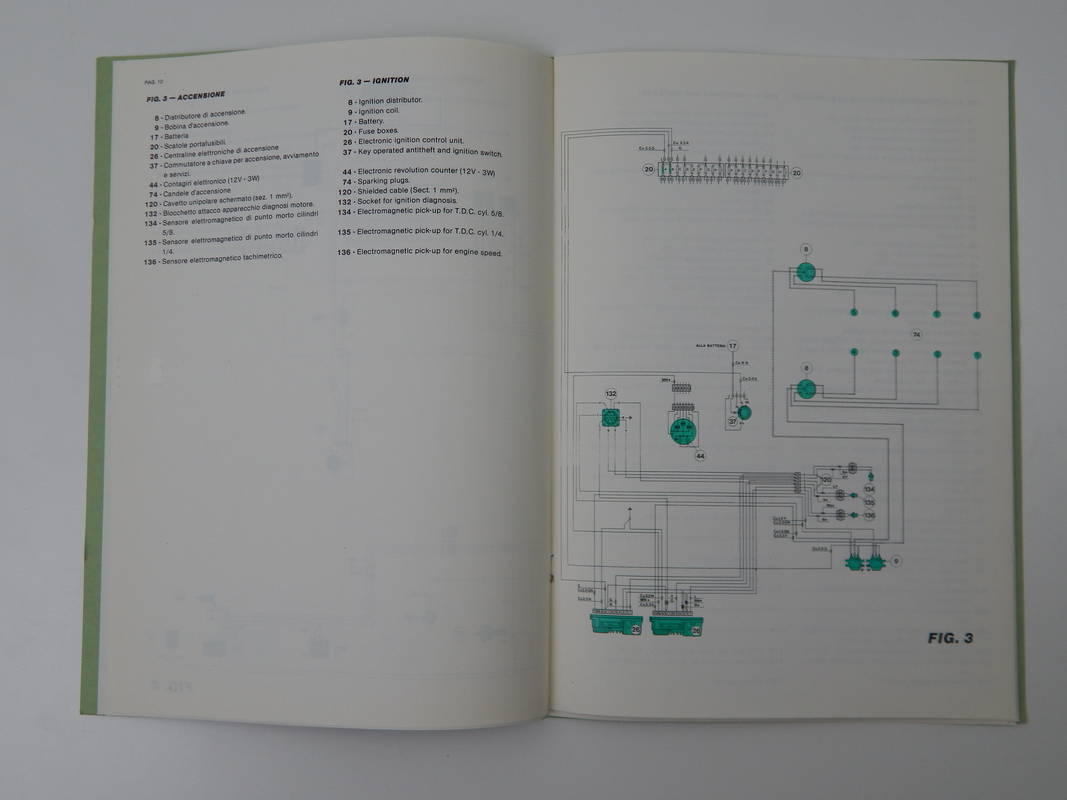 Ferrari 308 Qv Wiring Diagram Manual