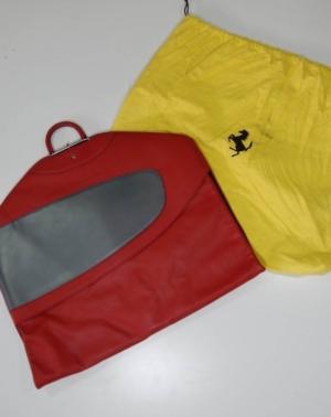 Ferrari 612 Scaglietti Schedoni Suit Carrier Luggage Piece
