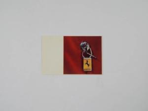 Ferrari A.E. Lorioli Key Fob Sales Brochure