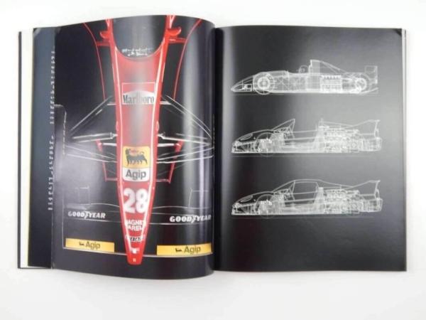 Ferrari F50 Sales Brochure