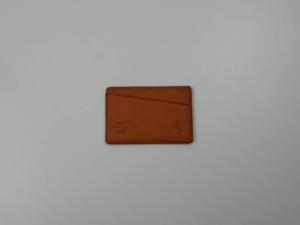 Ferrari Schedoni Leather Card Holder