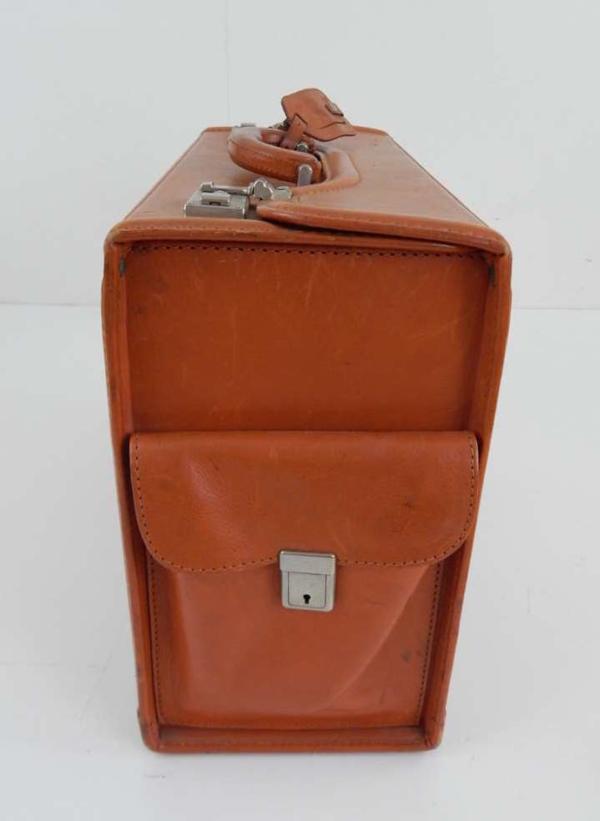 Ferrari Schedoni Pilot's Travel Case Luggage Piece