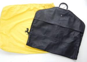 Ferrari Schedoni Suit Carrier Luggage Piece