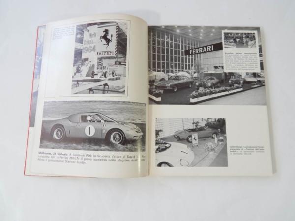 Ferrari Yearbook Set 1951-1970 250 275 330 Dino Fangio Enzo