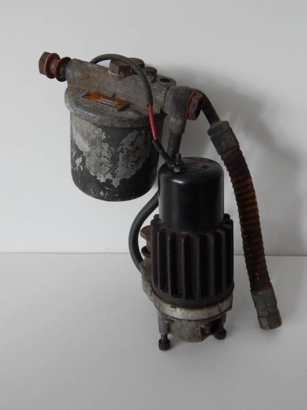 Ferrari 250 275 330 Fispa Fuel Pump