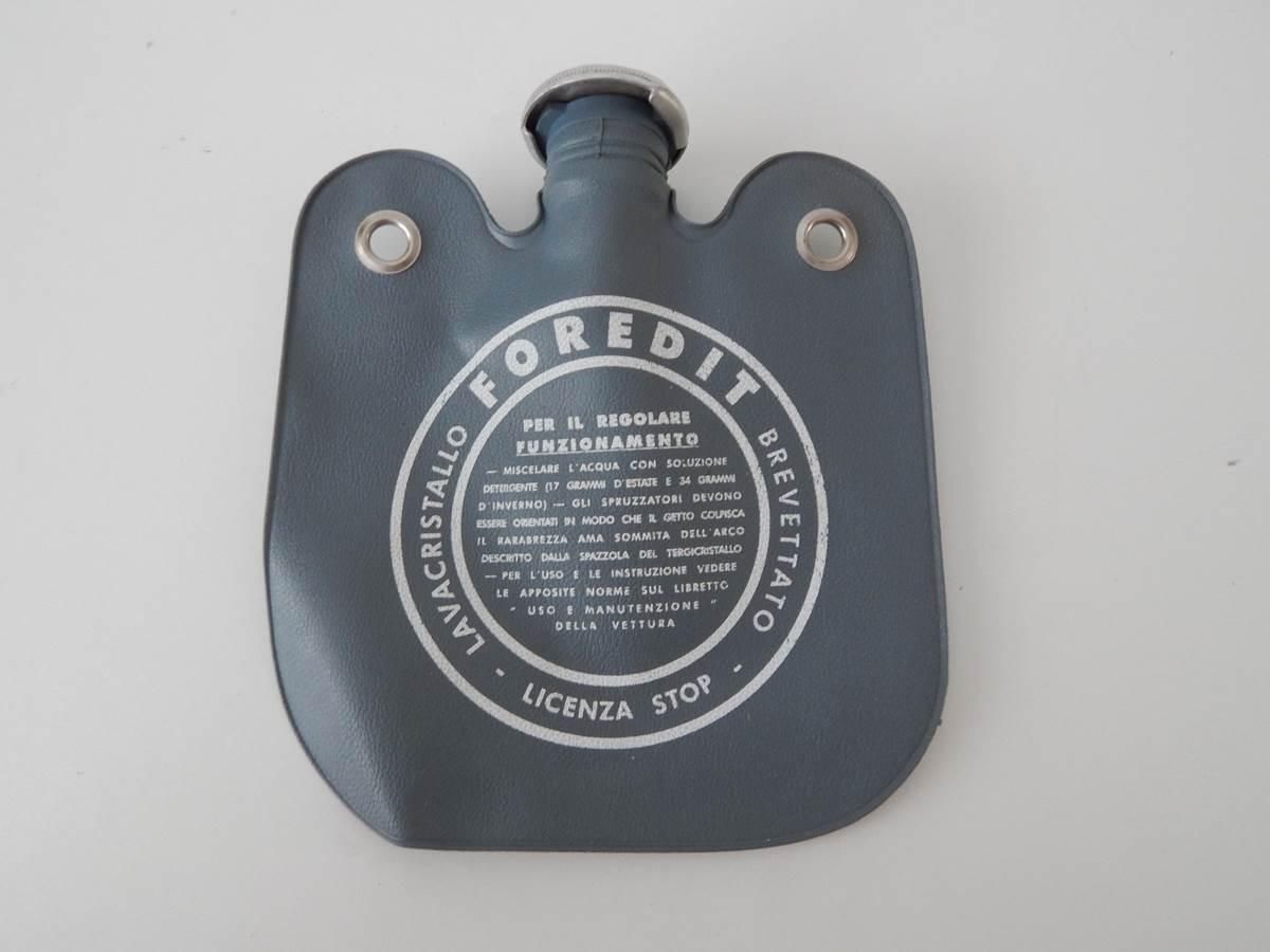 Ferrari 250 275 330 Foredit Washer Fluid Bag